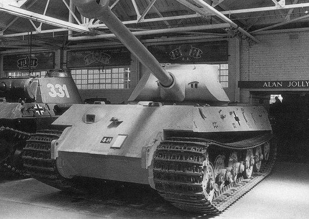 Vk 45 03 Short Description The Armored Patrol