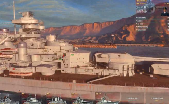 Bismarck FWD