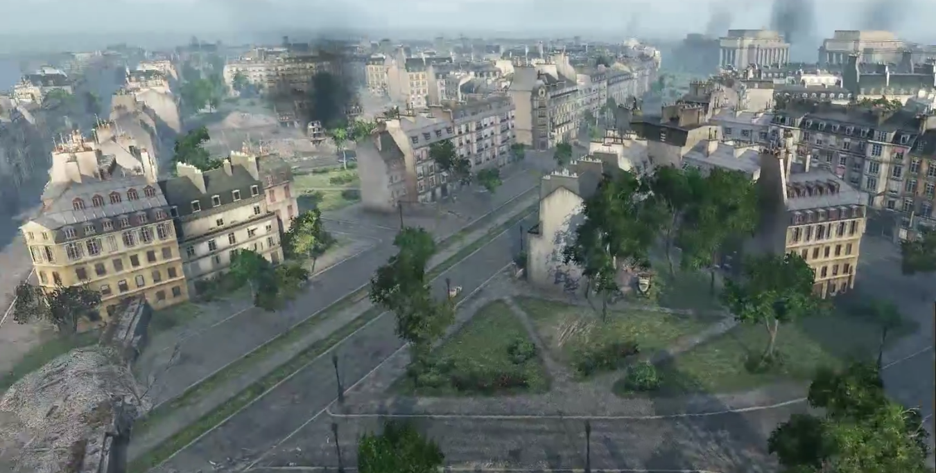 Upcoming World of Tanks Map – Paris – The Armored Patrol
