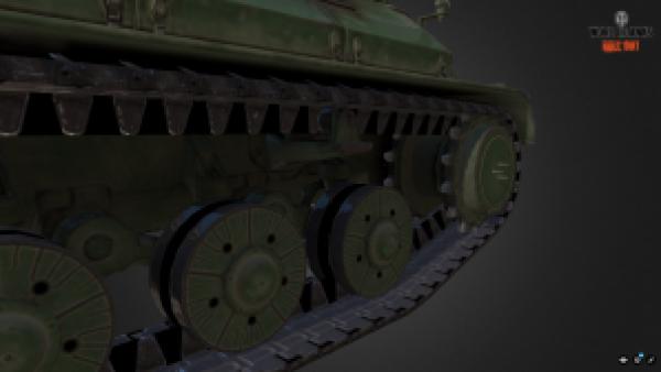 WZ-111 #5