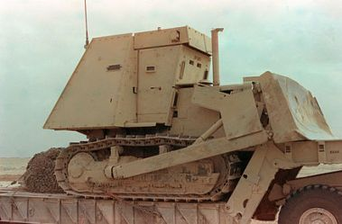 Marvin Heemeyers Armored Bulldozer The Armored Patrol