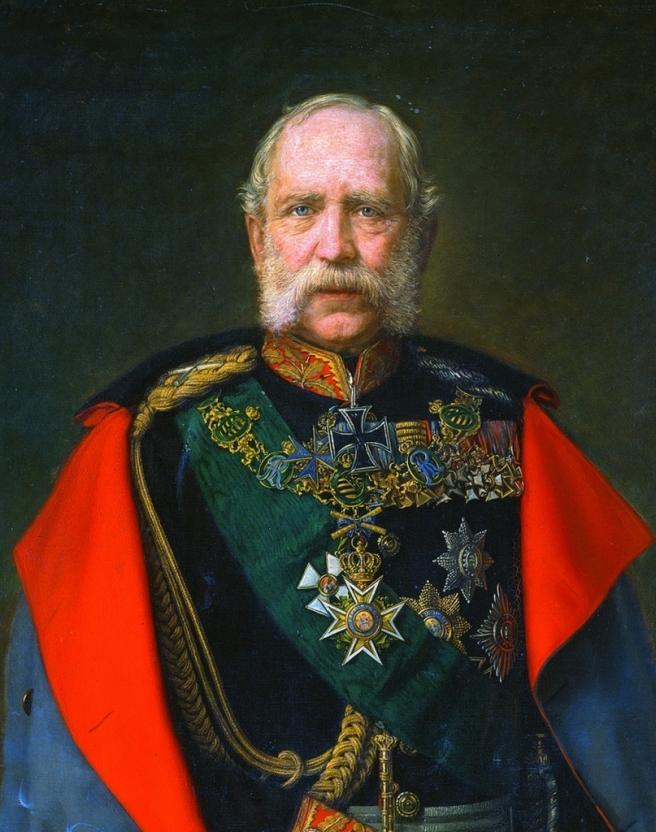 KING ALBERT OF SAXONY // KÖNIG ALBERT VON SACHSE