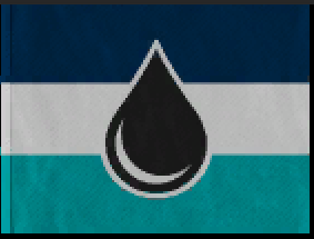 water-drop-flag