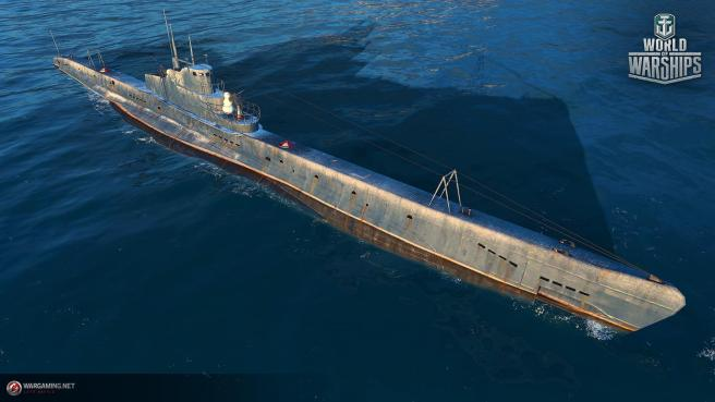 wows april fools submarine official stats amp pictures