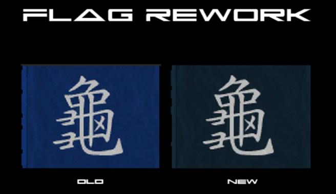 Flag Rework