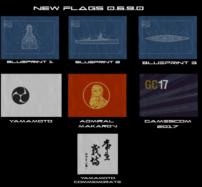 Flags New 0.6.9.0
