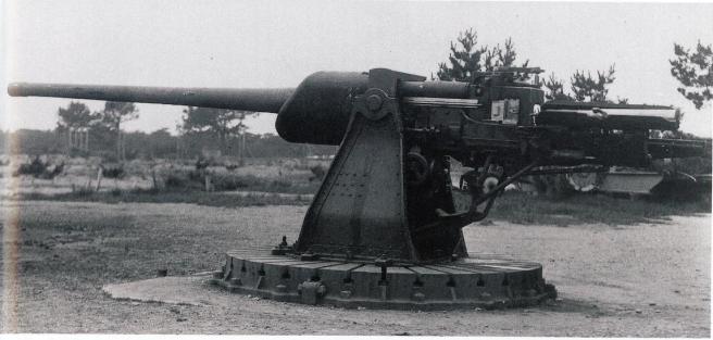 Kuvahaun tulos haulle experimental 10 cm tank gun