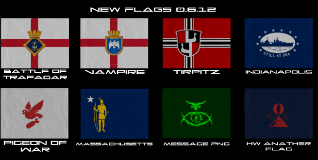 Flags New 0.6.12