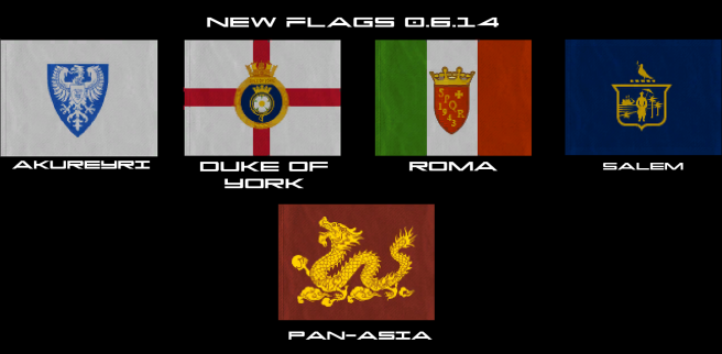 Flags New 0.6.14