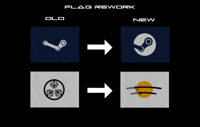 Flag Rework 0.6.15
