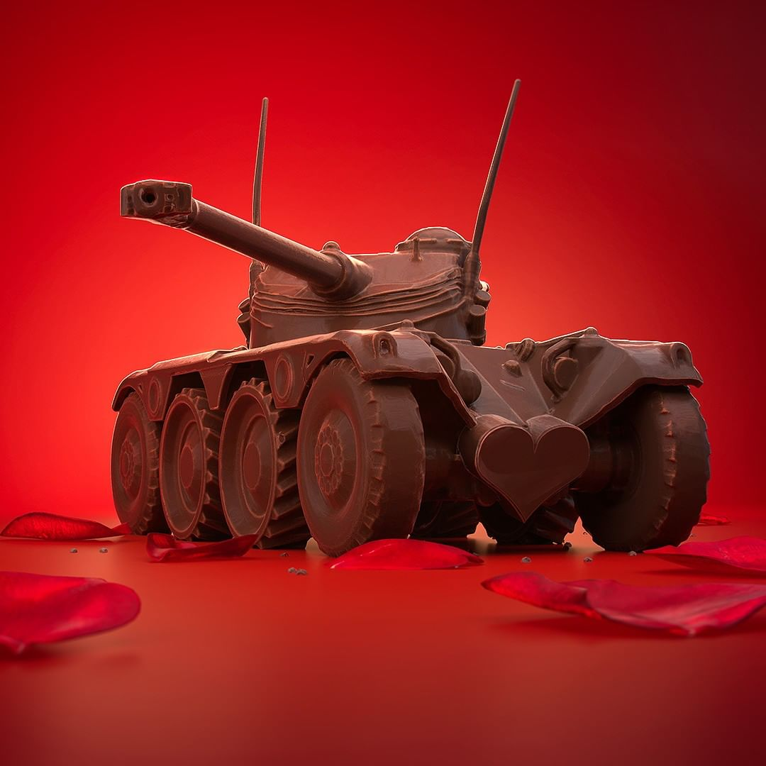 Bonus code: WOTVALENTANK – The Armored Patrol