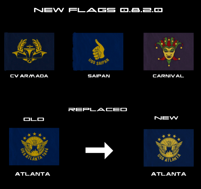 Flags New 0.8.2.0