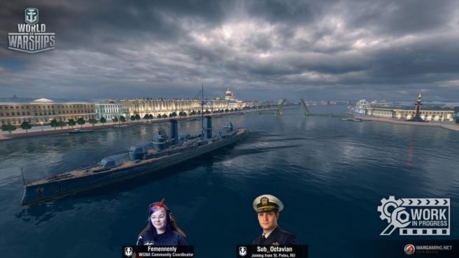 New Captain, New Map, New Ships, and More! WoWS 0 8 4+ – [KALMA]