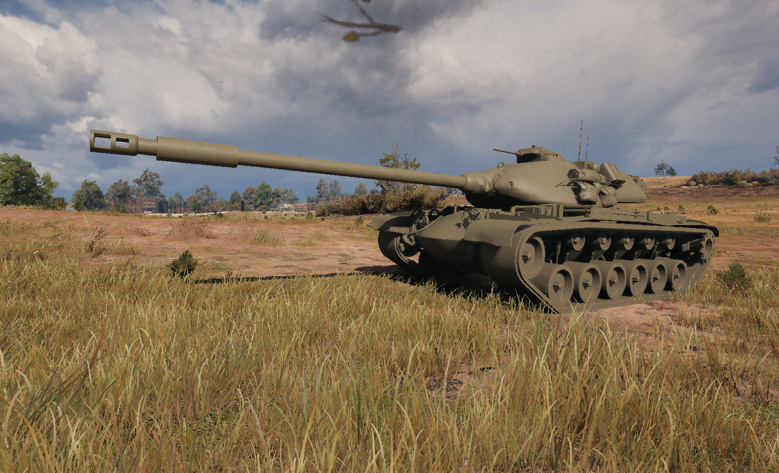WoT Supertest – The T54E2 – The Armored Patrol